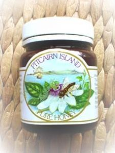Pitcairn Island honey