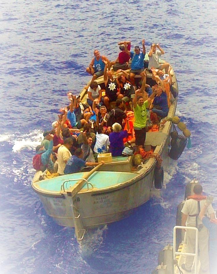 Pitcairn island population